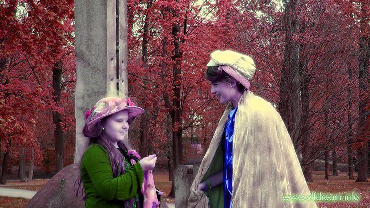 Kamerové testy - Tajné setkání - Jarní Královna a Podzimní Vládkyně