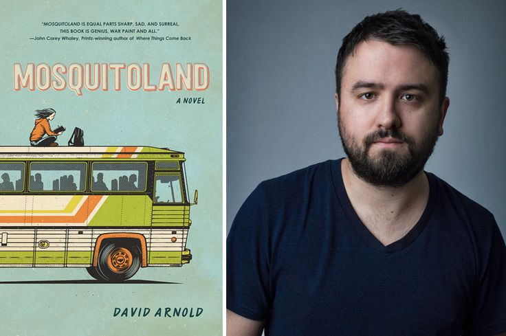 Mosquitoland, David Arnold: Book Review