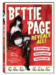 Amazon.com: Bettie Page Reveals All: Bettie Page, Bunny Yeager, Hugh Hefner, Dita Von Teese, Paula Klaw, Mark Mori: Movies & TV