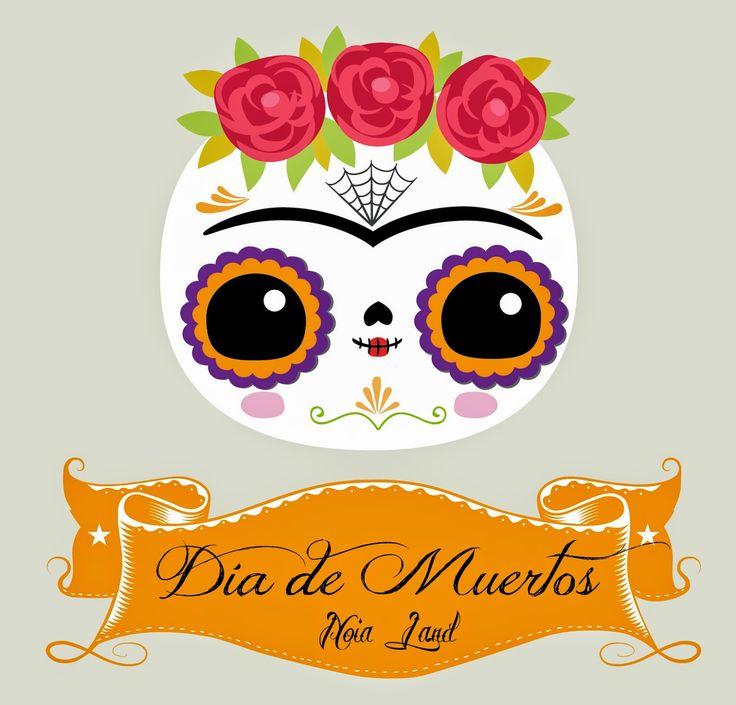 DIA DE LOS MUERTOS/DAY OF THE DEAD~Tutorial: Bordado Catrina mexicana.