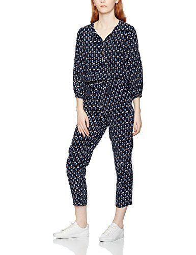 Vanessa Bruno Athé Damen Unterkleid Gemini, Blau (Marineblau), 40 (Herstellergröße: 42)