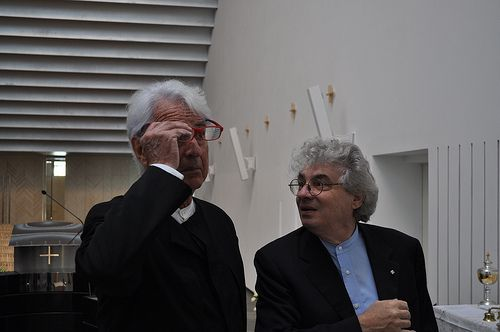 Kyoss incontra... Designer Cleto Munari, Architetto Mario Botta © Simone Pavan All Rights Reserved DO NOT use or reproduce without permission. Thanks
