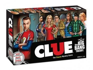 Clue Big Bang Theory