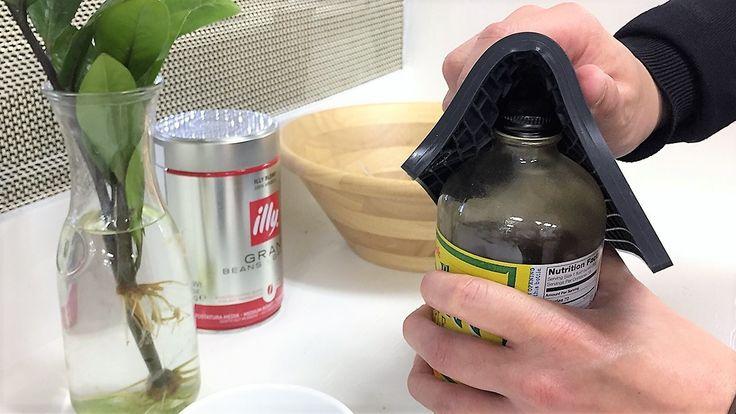 ニトリのシリコン鍋敷きは固い瓶のフタ開封時の相棒マイ定番スタイル