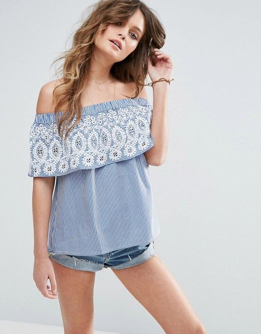 http://www.asos.com/asos/asos-stripe-off-shoulder-top-with-embroidery/prd/7236432?iid=7236432