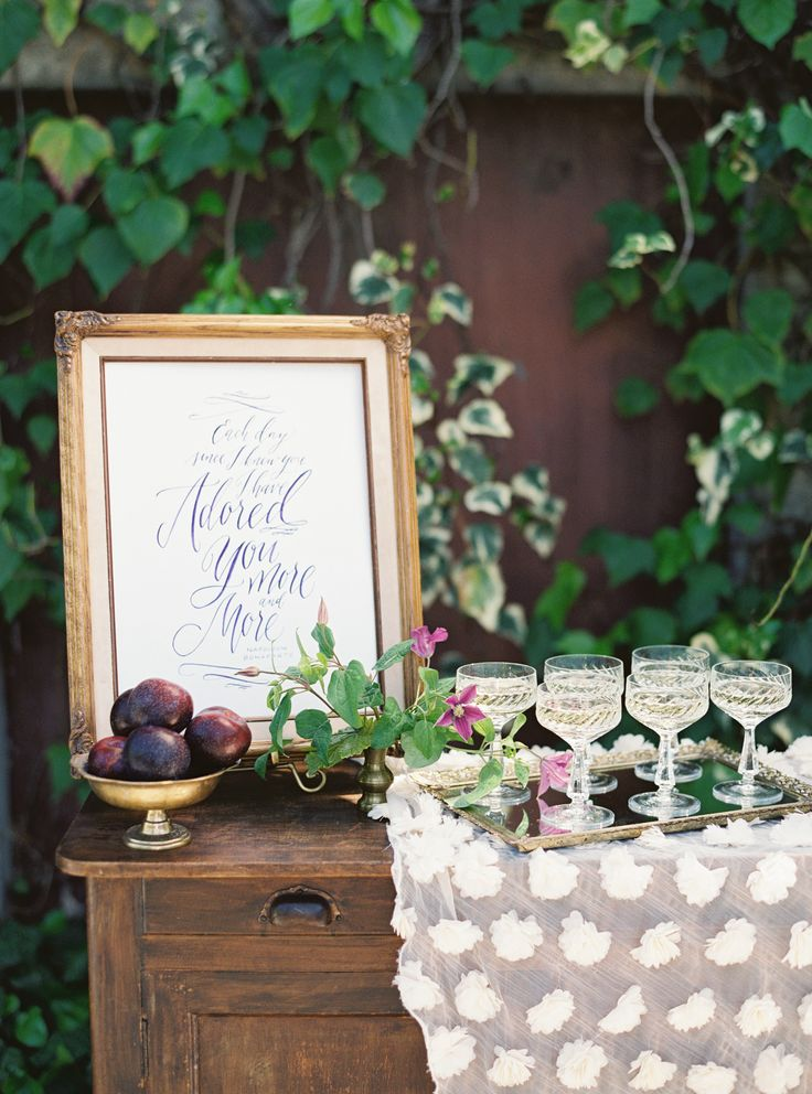 Vintage Wedding Inspiration California Weddings Real Boho Winery