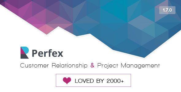Perfex – Powerful Open Source CRM v1.7.0