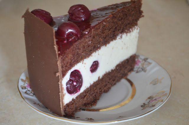MY FOOD или проверено Лизой: Торт на день рождения - мой самый лучший торт!