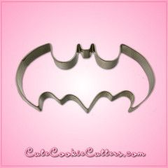 Batman cookie cutter for my collection.