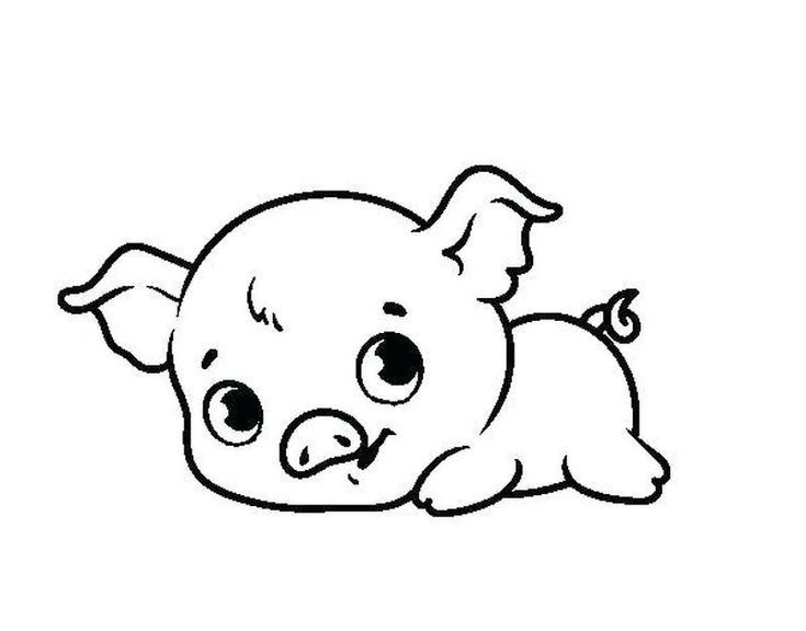 Baby Porky Pig Coloring Pages 1 Cute Pig Coloring Pages Ideas Cute Coloring Pages Baby Pigs Peppa Pig Coloring Pages