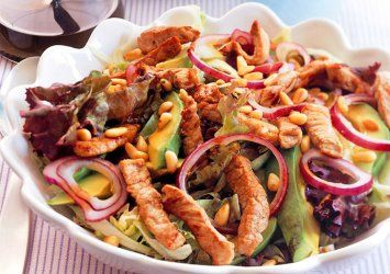 Mat i salat | Dinmat.no