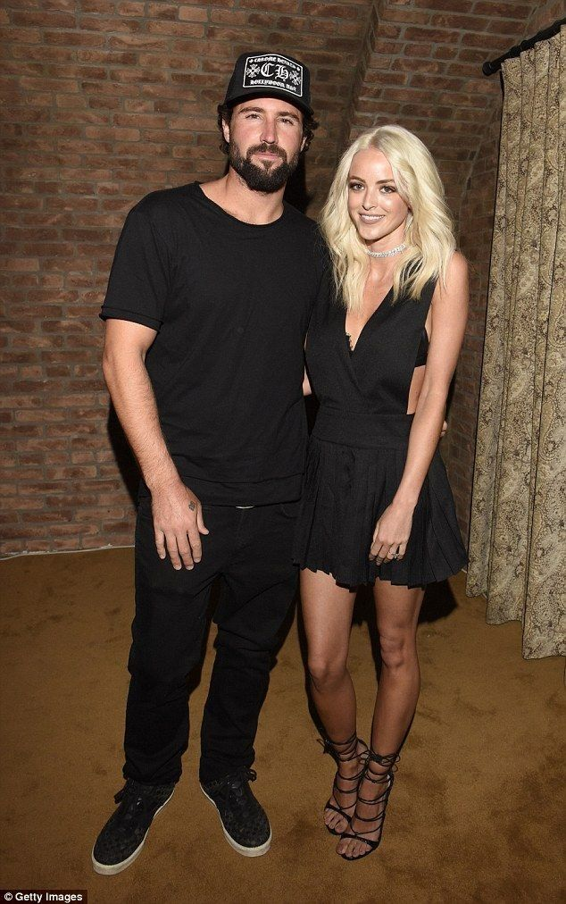The Hills' Brody Jenner joined by Heidi and Spencer at engagement bash - Celebrity Fashion Trends
