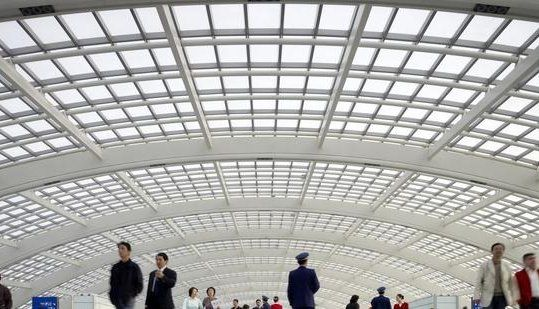China has surpassed the United States in business travel spending