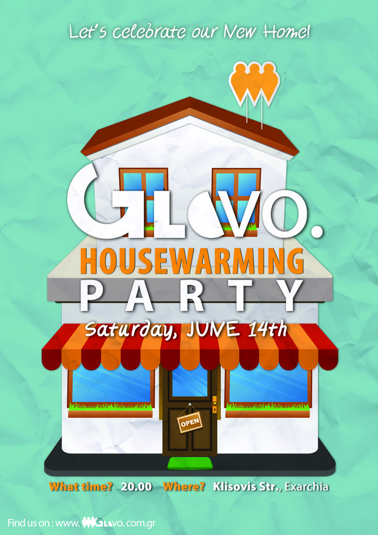 GloVo Housewarming Party