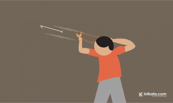 Kunjungi Pacar, Pria ini Meradang Akibat Busur Menancap