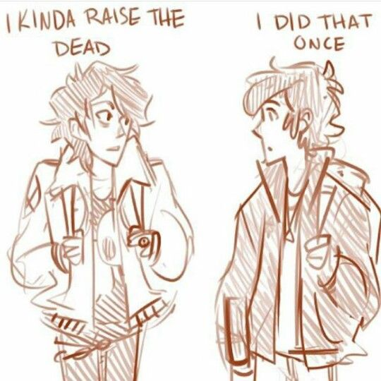 Dipper and Nico di Angelo! << MY DREAMS HAVE CAME TRUE!