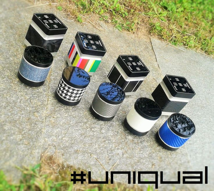 Soundwaver family #uniqual #speaker #bluetooth #wireless #tecnology #music #song #colors #wrapping