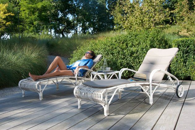 Lucy Sunlounger, Outdoor Furniture - Lounge, Sofas & Couches - Sun Lounges