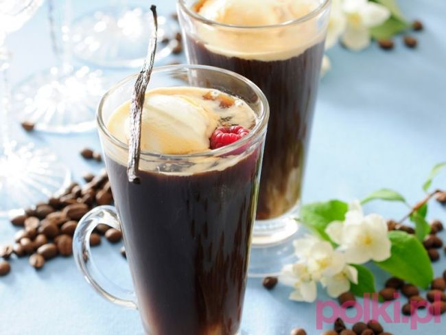 Kawa mrożona z lodami #polkipl