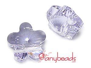 Violet - Swarovski Crystal Elements 5744 Flower Bead 6mm  #Swarovski #SwarovskiCrystal #5744 #beads #CrystalBead #jewelrysupplies #anybeads