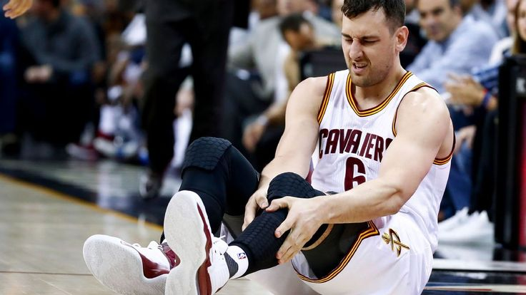 Gone in 58 seconds: Bogut's injury roils Cavs' outlook