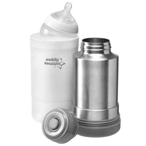 Tommee Tippee Closer to Nature Travel Baby Bottle Warmer Hot Flask Steel Best Seller Good Quality Fast Shipping *** Click image for more details.