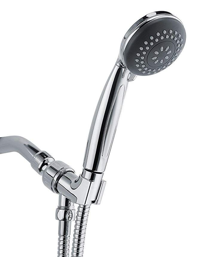 Wassern Handheld Shower Head High Pressure Rainfull Massage Spa