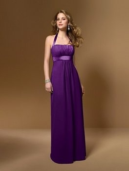 Wedding, Purple, Bridesmaids