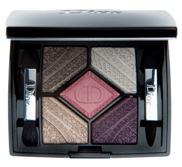 Dior Skyline Fall 2016 Collection  | Dior 5-Couleur Skyline Eyeshadow Palette - Capitol of Light