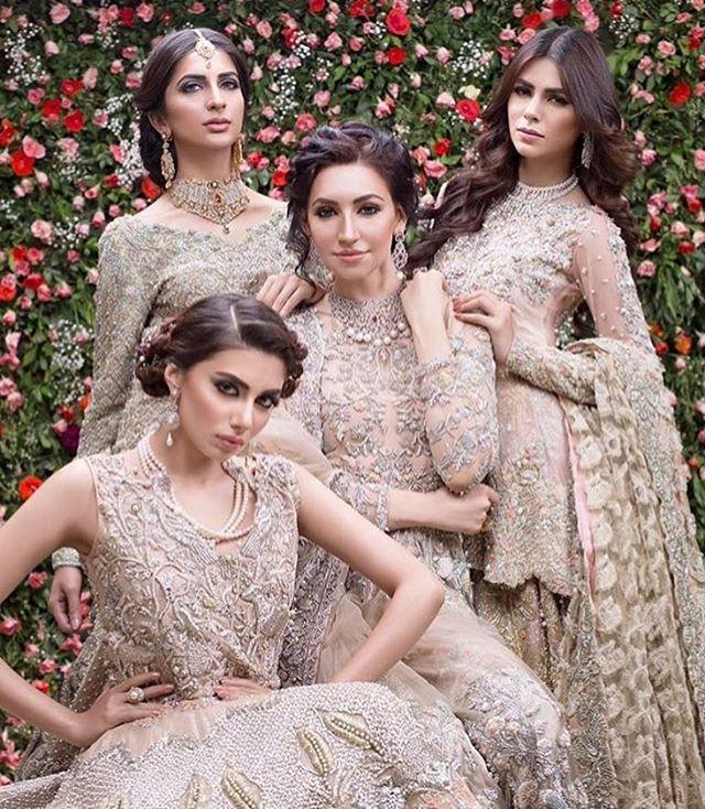 Gorgeous bridal from @sairashakira's #zohra collection