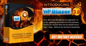 WP Blazer Lifetime Review by Cindy Donovan is Best WP Plugin Software to automate, backup and secure ALL of your WordPress sites and manage all your WP sites inside one simple interface easy.   #wpblazer #wordpress #plugin #affiliate #sites #websites #blog #seo #traffic