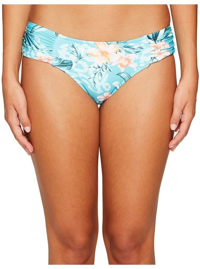 Seafolly Pacifico Ruched Side Retro Women's Swimwear