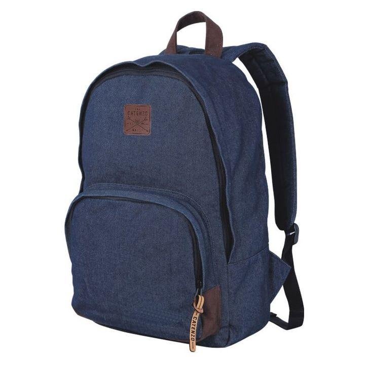 Tas Ransel Laptop / Backpack Casual Unisex Pria Wanita - FA 106. Produk fashion handmade asal Bandung dengan bahan nyaman digunakan, desain trendy dan tidak pasaran. Membuat tampil percaya diri.   #Catenzo #Tas Ransel