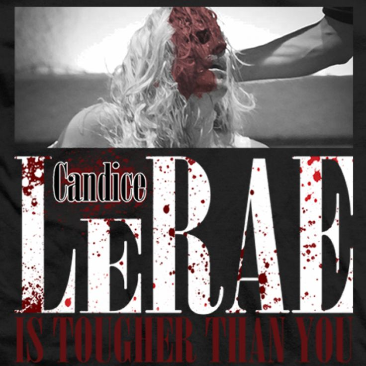 Candice LeRae is Tougher Than You
