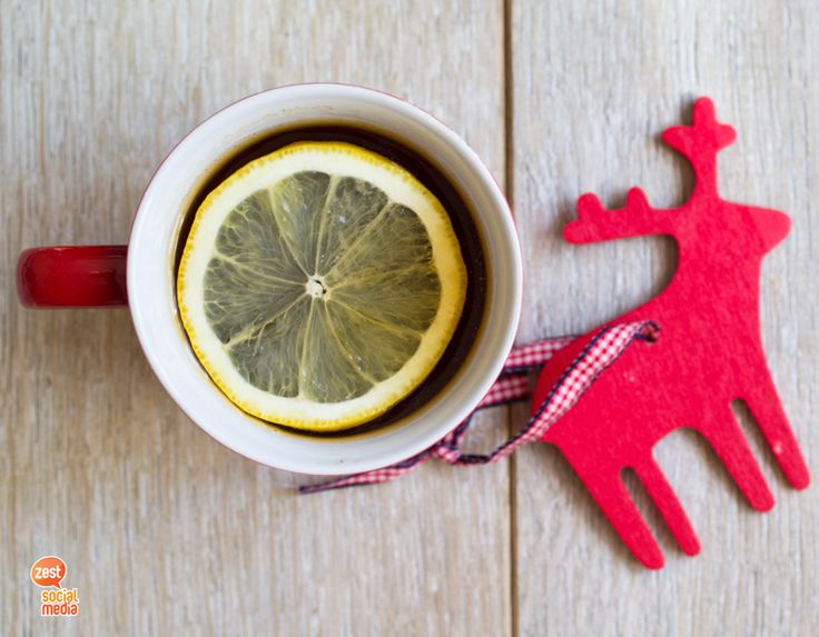 #teatime #tea #winter #lemon