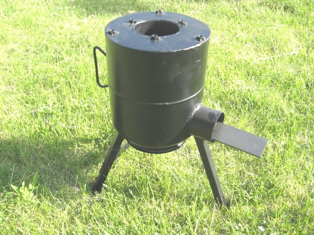 66 best rocket stoves images on pinterest bar grill for Heavy duty rocket stove