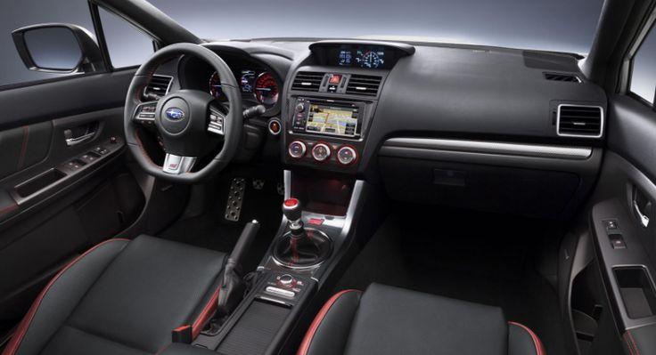 2018 Subaru Tribeca Interior