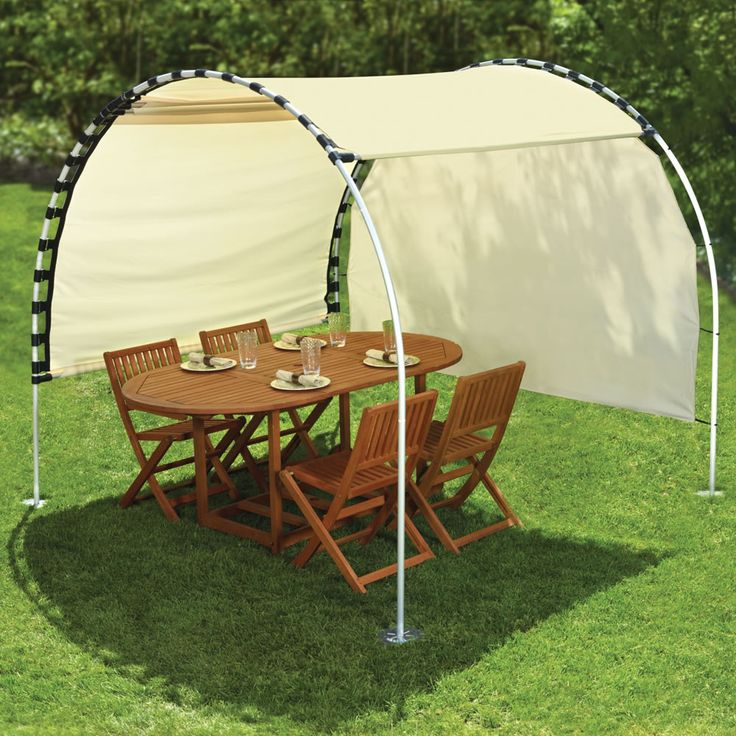Diy Sun Shelters : I can make this the suntracking shelter frame is