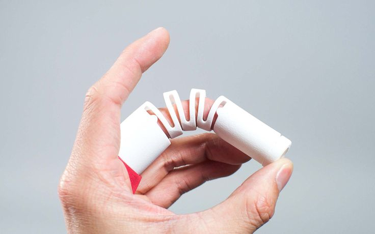 bend, a revolutionary medical finger split on Behance
