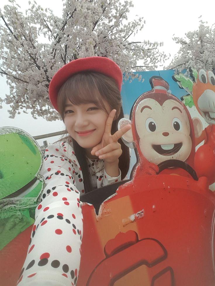 Self Camera of Kim Sejeong IOI/Gugudan❤️