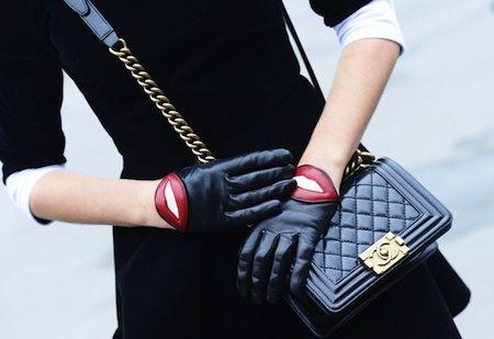 chanel bag on the street - Szukaj w Google