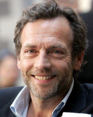 Stéphane Freiss. A famous french actor that I had the pleasure of meeting. :)