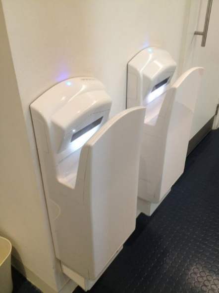Dyson Mitsubishi Hand Dryers Bathroom Pinterest We