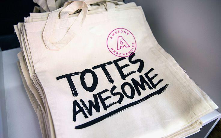 Awesome Merchandise « Creative Agency, Branding & Packaging Design | Leeds