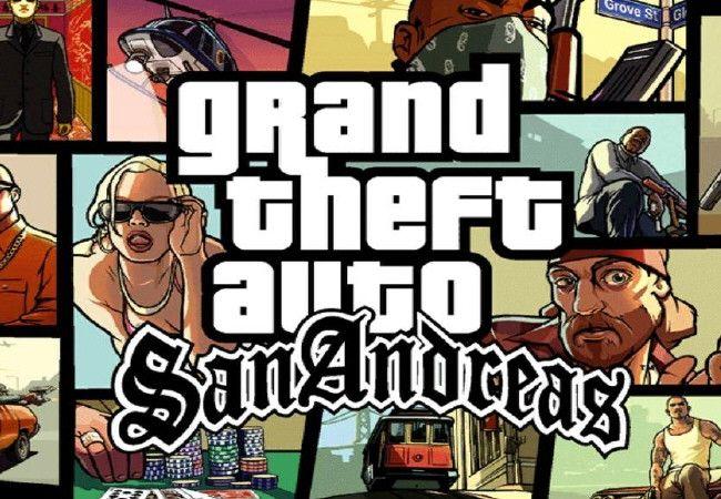 Grand Theft Auto San Andreas Full y en Español  Que tal mis amigos en esta ocasión les dejo uno de mis juegos preferidos Grand Theft Auto: San Andreas,un vídeo juego de acción-aventura de mundo abierto desarrollado por Rockstar  North.