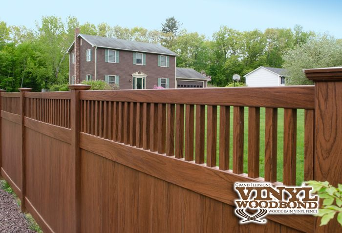 Illusions Pvc Vinyl Fence Photo Gallery Fences