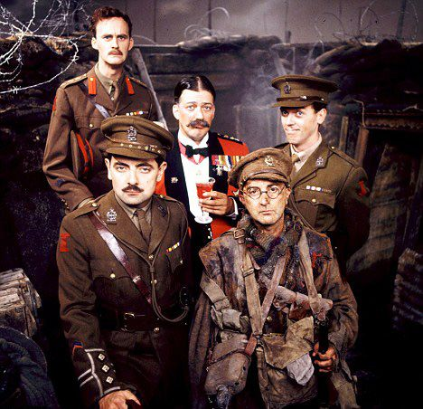 Blackadder Goes Fourth