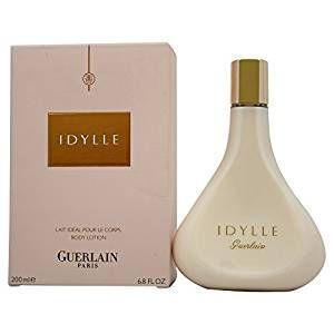 Guerlain Idylle Body Lotion for Women, 6.8 Ounce Review