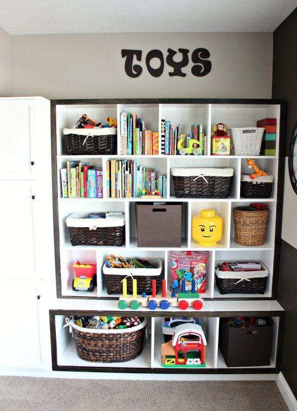 Toy Storage Ikea Hacks Toy Tips In 2020 Creative Toy Storage