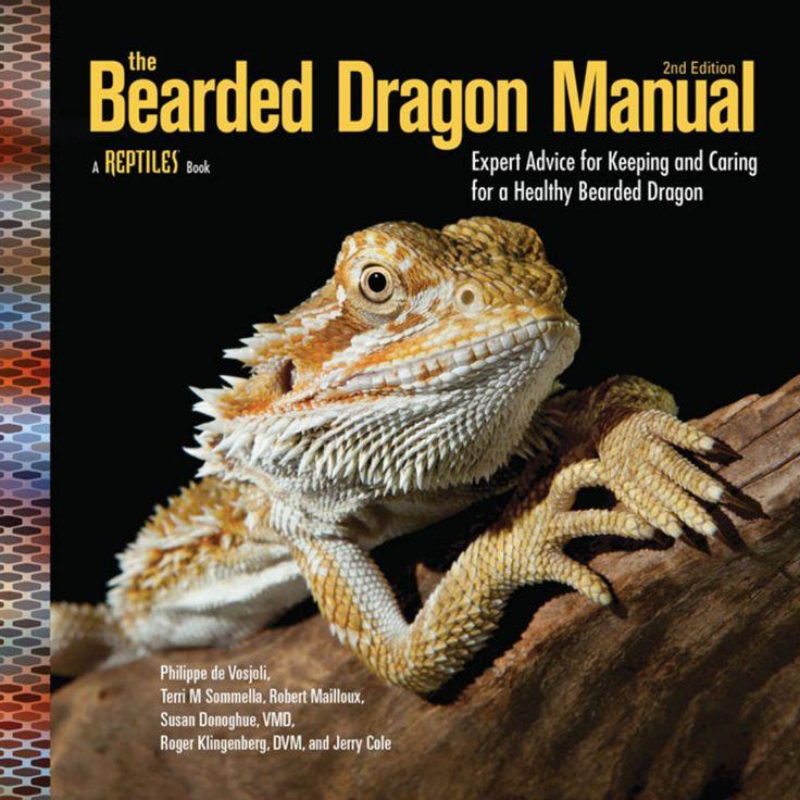 The Bearded Dragon Manual (eBook) in 2020 Bearded dragon